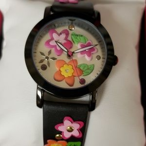 New!! Betsy Floral Watch